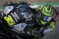 El piloto de MotoGP que sumó en Andalucía con un solo brazo útil