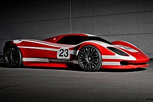 Porsche toont spectaculair concept op 50ste verjaardag 917