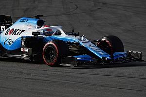 """Russell diz que nova Williams parece """"estável"""" apesar dos atrasos"""