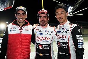 Alonso leva Toyota à pole em Sebring; Senna é 6º