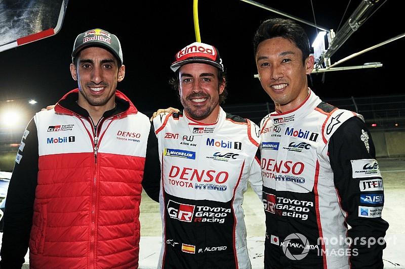 Sebring WEC: Alonso record lap gives #8 Toyota pole