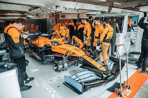 McLaren maakt datum en locatie voor presentatie MCL35M bekend