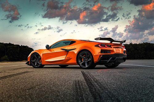 Corvette Z06 : avec un V8 de 680 ch !