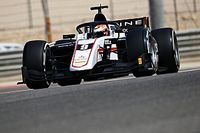 Lundgaard fastest on second morning of Bahrain F2 test