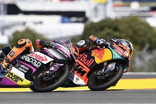 """Il rookie """"old school"""" della Moto3 che ha preso d'assalto la MotoGP"""