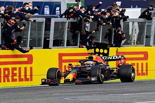 Dit schreven internationale media over Verstappen in Imola