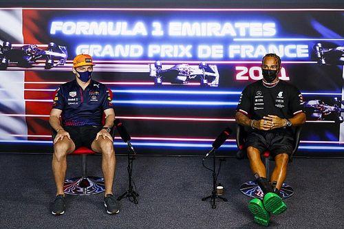F1: Comissário em Baku, Bernoldi opina sobre Verstappen e Hamilton