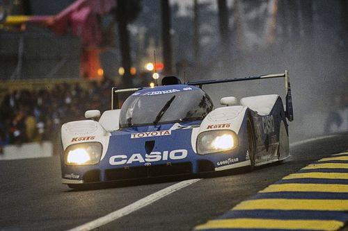 Charting 1000 world championship sportscar starts for Toyota