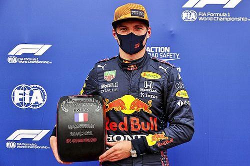 Verstappen pakt ijzersterke pole-position voor GP van Frankrijk