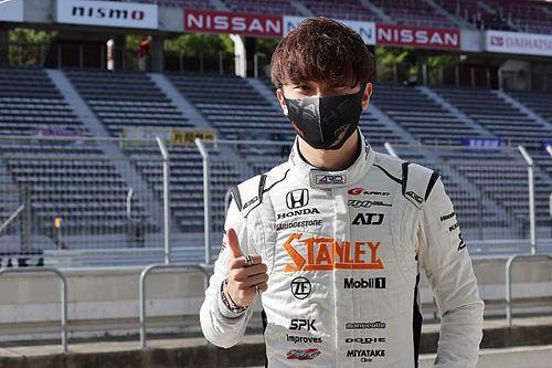 Makino to make Super Formula return at Autopolis
