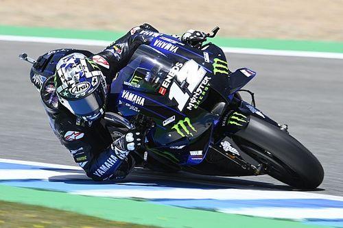 MotoGPヘレステスト:ビニャーレスが最速。ホンダは新型カウルテストも、マルケス早退