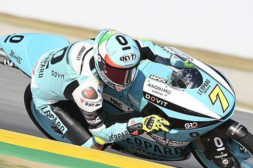 Moto3, Assen, Libere 1: è subito Foggia, Migno terzo