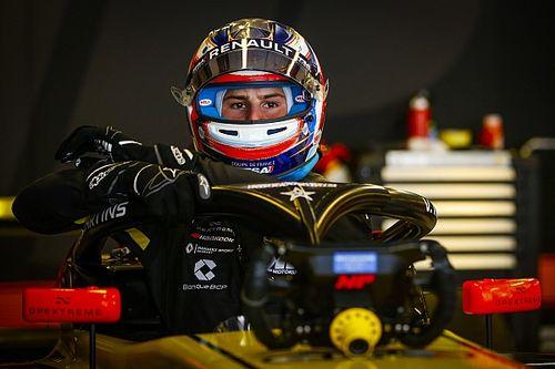 Martins empieza mandando en los test de F3 en Barcelona