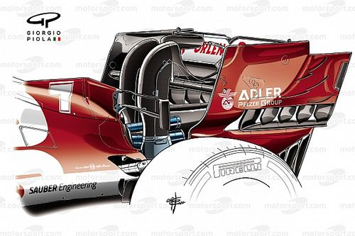 How Haas inspired the latest rear wing design trend in F1