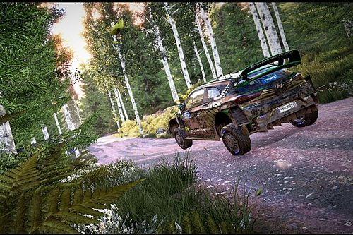 'WRC 9' estrena nuevos tramos en Finlandia