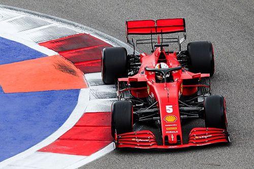 "Vettel: ""Araçta kendimi rahat hissetmiyorum"""