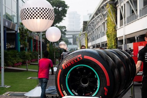 Pirelli opposed to 2021 F1 tyre usage restriction