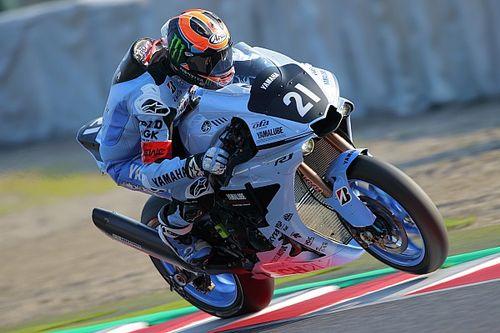 Sensatie in Suzuka: Zege Van der Mark en Yamaha na crash Rea