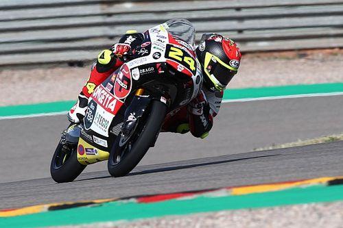 Moto3 Assen 2. antrenman: Suzuki lider, Deniz 17. oldu
