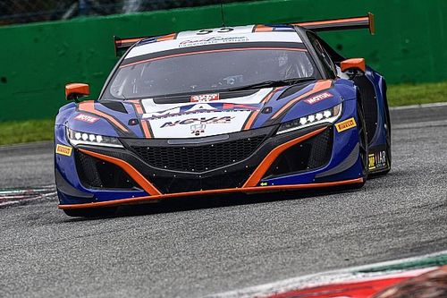 GT Sprint, Monza: Honda e Mercedes centrano le Pole Position