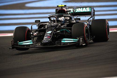 Wolff welcomes Bottas' feistiness over Mercedes F1 team radio