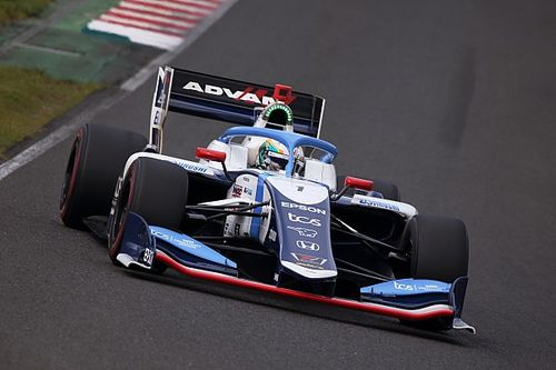 Is this the weakest-ever Super Formula title defence?