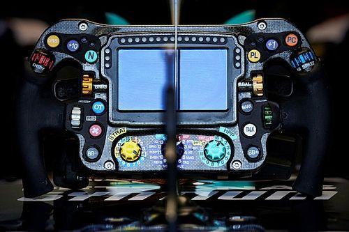 """Mercedes, """"sihirli düğmeye"""" yanlışlıkla dokunmayı engellemek için bir çözüm buldu"""