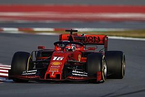 Hamilton houdt Leclerc klein: