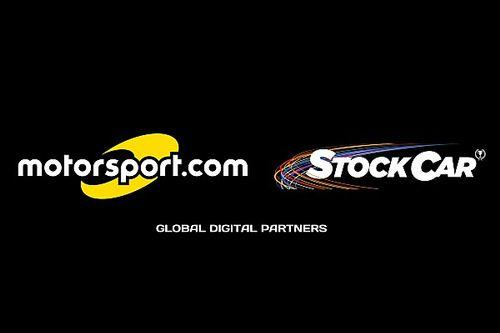 Motorsport.com, nuevo socio digital de Stock Car y el portal UOL