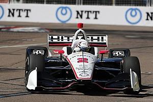 Indycar у Сент-Піті: Ньюгарден завдяки вдалому піт-стопу здобув перемогу