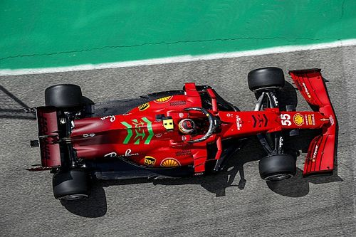 Ferrari and Williams join F1's Z-shaped floor gang