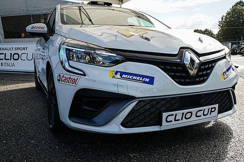 Clio Cup Italia: parte il countdown per l'inizio della stagione