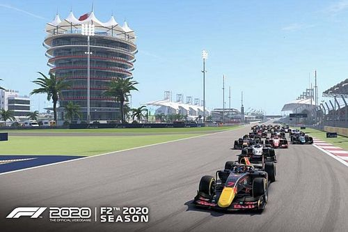 F2 2020 Hadir dalam Game Resmi F1