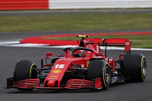 Nevetséges összegre büntették a Ferrarit Leclerc figyelmetlensége miatt