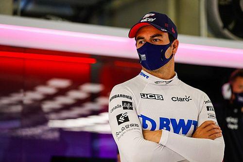 Officiel - Sergio Pérez fait son retour en Grand Prix