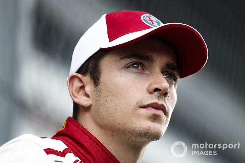 Leclerc: Bianchi death makes Japan