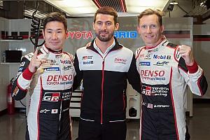 上海6小时排位赛:丰田惊险夺下杆位,成龙DC车队统治LMP2组