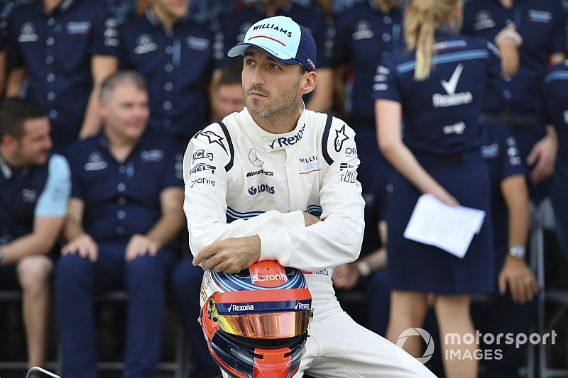 Williams admits team needs Kubica's