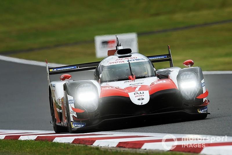 Doppietta Toyota nelle Qualifiche del Fuji: pole per Kobayashi, Conway e Lopez