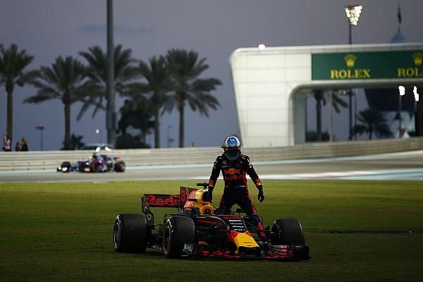 Fórmula 1 Red Bull considera que la confiabilidad los perjudicó