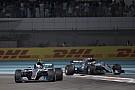 Sirkuit Yas Marina tidak cocok untuk F1 - Hamilton