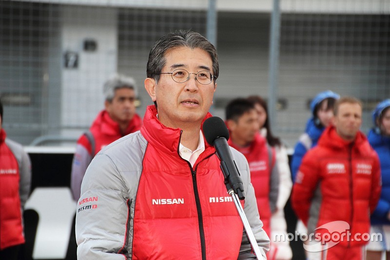 ニスモ片桐CEO「GT-Rの名にふさわしい力強いレースをお見せする」