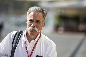 F1 Noticias de última hora Carey traza la meta para la F1: