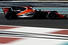 McLaren defends shark fin block after Ferrari criticism