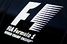 Formule 1 F1 introduceert nieuw logo in Abu Dhabi