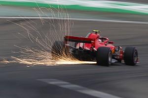 Формула 1 Самое интересное Гран При Китая: стартовая решетка в картинках