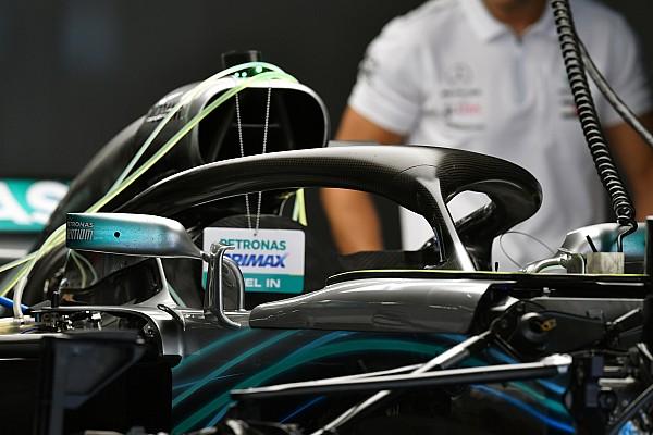 Fórmula 1 Noticias La FIA permite a los equipos de F1 montar los espejos en el Halo