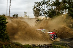 WRC Breaking news Lefebvre fined for overtaking unmarked police car