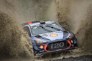 WRC Отчет о секции Сезон WRC завершился победой Невилля в Ралли Австралия
