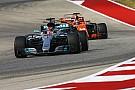 Formule 1 Hamilton n'exclut pas une lutte à quatre pour le titre 2018